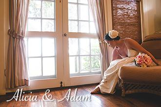 Alicia and Adam