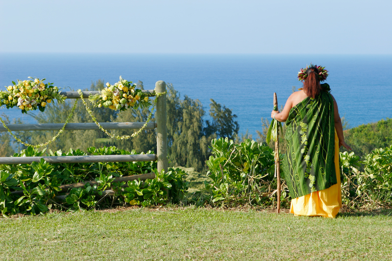 kahu calling spirits for land blessing