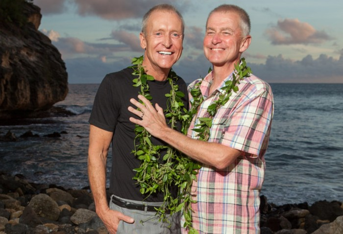 same sex marriage miramira kauai events